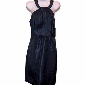 NWT J. CREW Caspian Blue Gracie Dress #96058